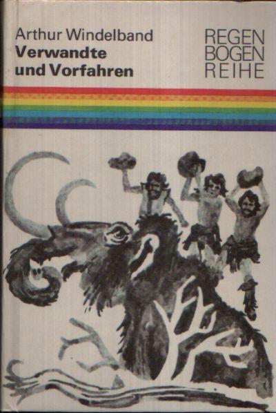 Verwandte und Vorfahren die Abstammung des Menschen Illustrationen von Wolfgang Türk