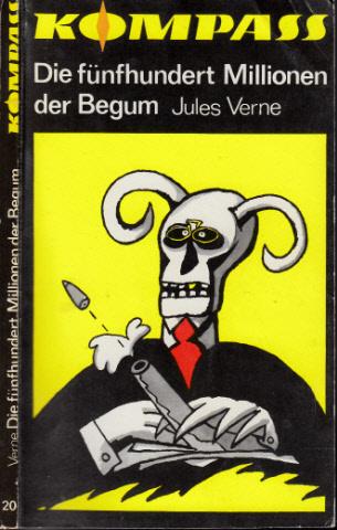 Die fünfhundert Millionen der Begum Illustrationen von Frank Leuchte