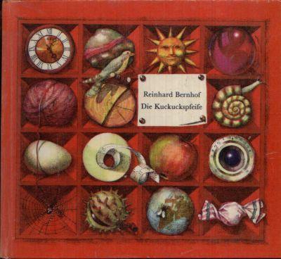 Die Kuckuckspfeife Illustrationen von Manfred Butzmann