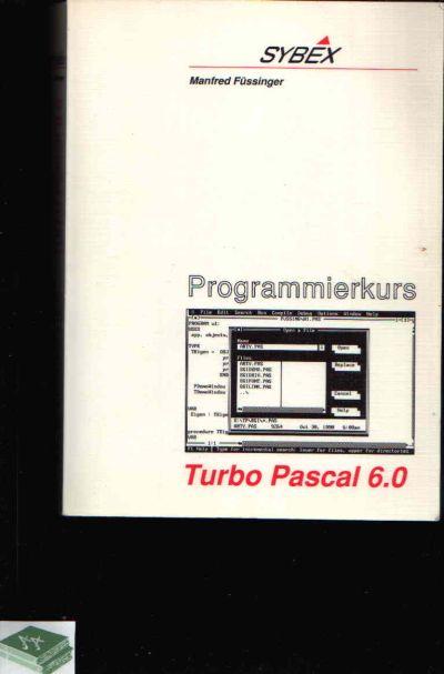 Programmierkurs Turbo Pascal 6.0