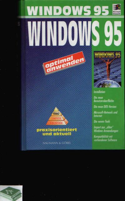 Windows 95 optimal anwenden