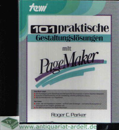 101 praktische Gestaltungslösungen mit PageMaker