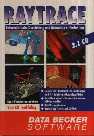 Raytrace 2.1 Data-Becker-Software