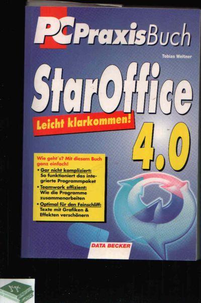 PC Praxisbuch StarOffice 4.0