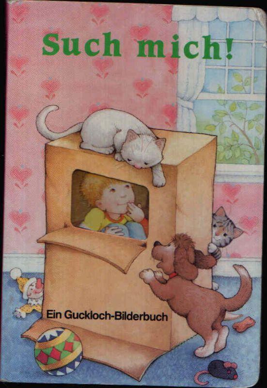 Such mich Ein Guckloch-Bilderbuch
