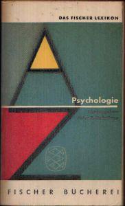 Psychologie Das Fischer Lexikon