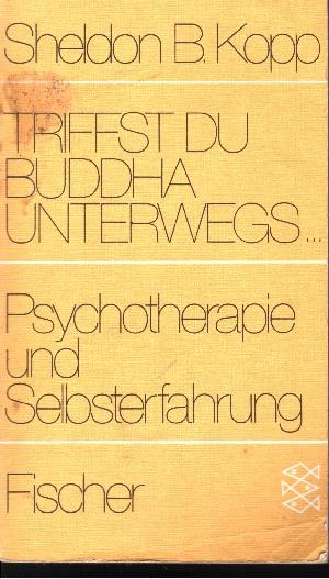 Triffst du Buddha unterwegs ... : Psychotherapie u. Selbsterfahrung