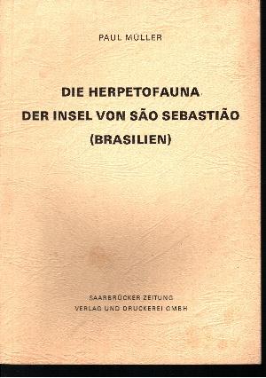 Die Herpetofauna der Insel von Sáo Sebastiáo (Brasilien)