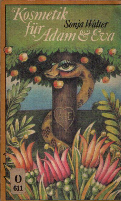 Kosmetik für Adam und Eva Illustrationen von Kersti Arnold