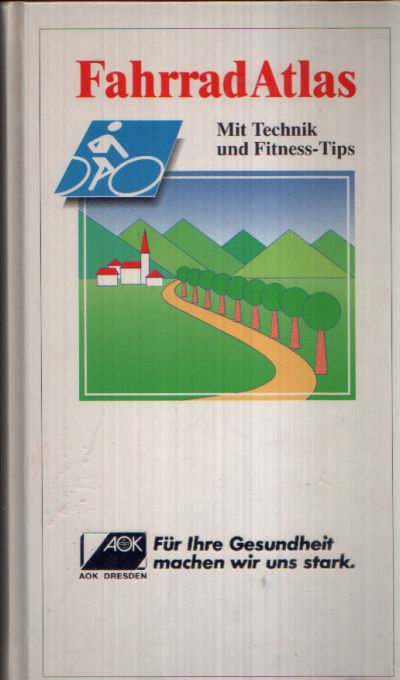 Sachs Fahrrad Atlas Mit Technik und Fitness-Tips