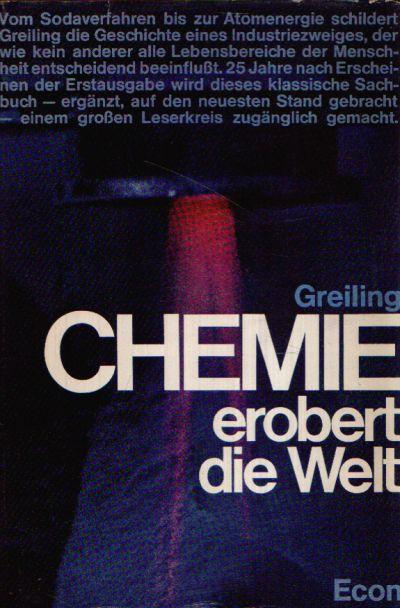 Chemie erobert die Welt Das moderne Sachbuch ; Bd. 21