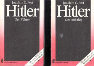 Hitler erster und zweiter Band