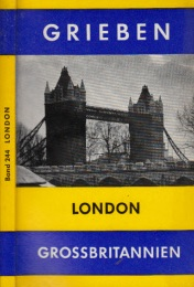 Grieben-Reiseführer - London Band 244