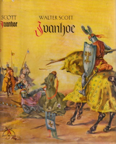 Ivanhoe - Historischer Roman