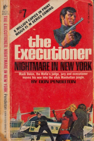 The Executioner: Nightmafe in New York