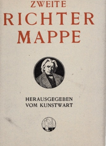 Zweite Richter Mappe - Vierte Richter Mappe