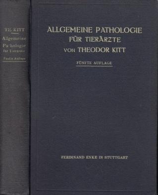 Lehrbuch der Allgemeinen Pathologie für Tierärzte und Studierende der Tiermedizin