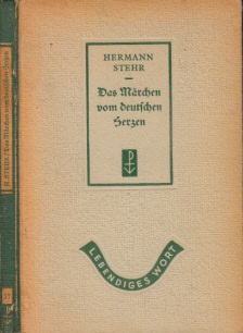 Das Märchen vom deutschen Herzen - drei Geschichten