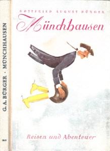 Die Reisen und Abenteuer des Freiherrn von Münchhausen