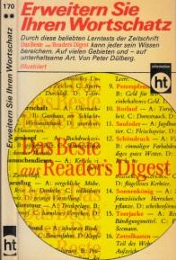 Erweitern Sie Ihren Wortschatz - Beliebte Lerntests der Zeitschrift DAS BESTE aus Reader`s Digest