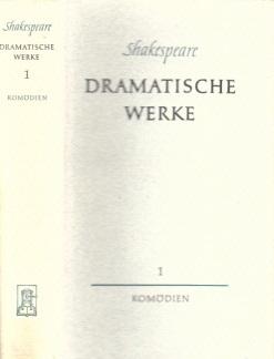 Dramatische Werke - erster Band