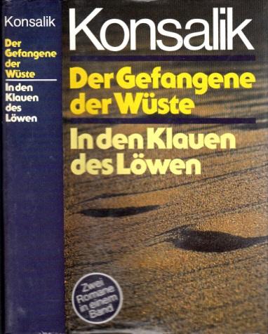Der Gefangene der Wüste - In den Klauen des Löwen Zwei Romane in einenn Band