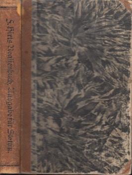 F. Hirts Realienbuch - Stoffe für den Unterricht in den Realien in schulgemäßer Form - Größere Gesamt-Ausgabe B: Geographie