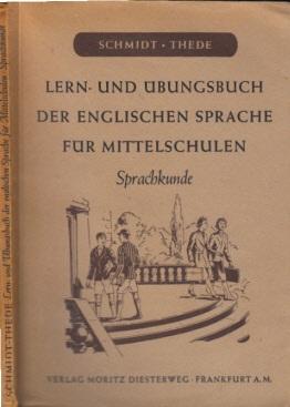 Lern- und Übungsbuch der englischen Sprache für Mittelschulen - Sprachkunde