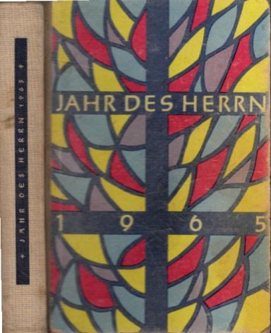 Katholisches Hausbuch - Jahr des Herrn 1965