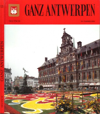 Ganz Antwerpen 191 Farbbilder