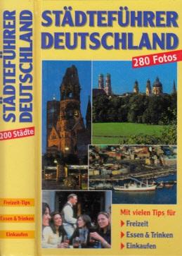 Städteführer Deutschland - Freizeit, Essen & Trinken, Einkaufen