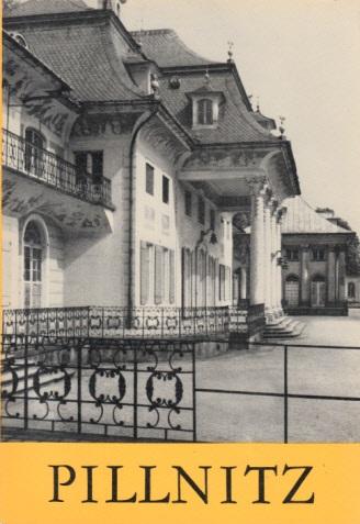 Pillnitz - Schloss und Park Bilder von Erich Fritzsch