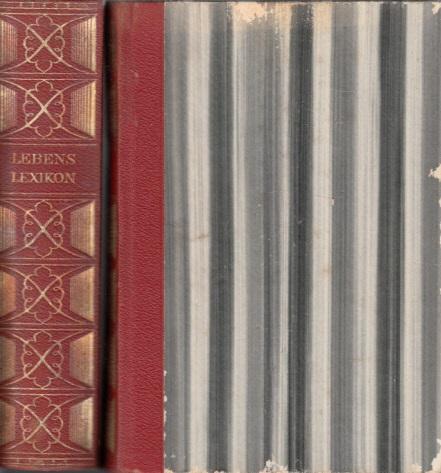 Lebenslexikon - Ein Helfer und Berater in allen Lebenslagen - Die praktische Lebensführung Band 1 + 2