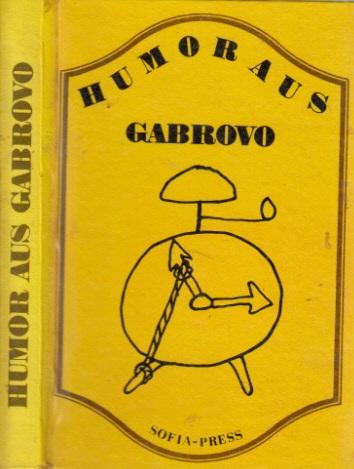 Humor aus Garbrovo Illustrationen Boris Dimovski