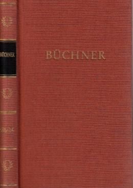 Büchners Werke in einem Band
