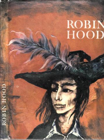 Robin Hood der Rächer vom Sherwood Illustrationen von Horst Bartsch