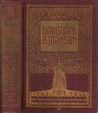Björnstjerne Björnson - Ausgewählte Werke - III. Dramen