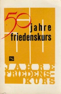 50 Jahre Friedenskurs - UdSSR 1917 - 1967 0