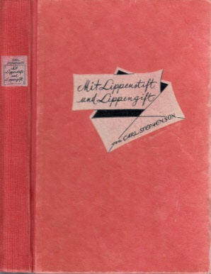 Mit Lippenstift und Lippengift - Ein heiterer Ratgeber für und gegen die Frau Zeichnungen von Eva Kongsbak