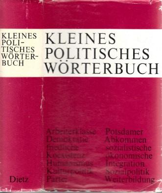 Kleines politisches Wörterbuch