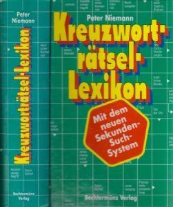 Kreuzworträtsel-Lexikon - Mit dem neuen Sekunden-Such-System
