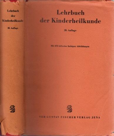 Lehrbuch der Kinderheilkunde