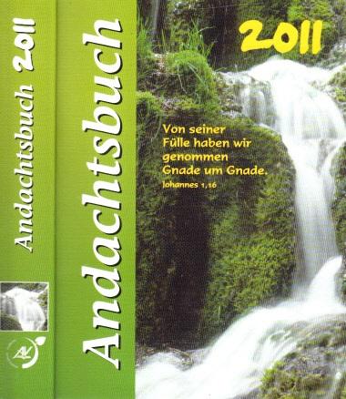 Andachtsbuch 2001 - Andachten für jeden Tag