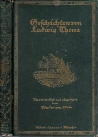 Geschichten von Ludwig Thoma
