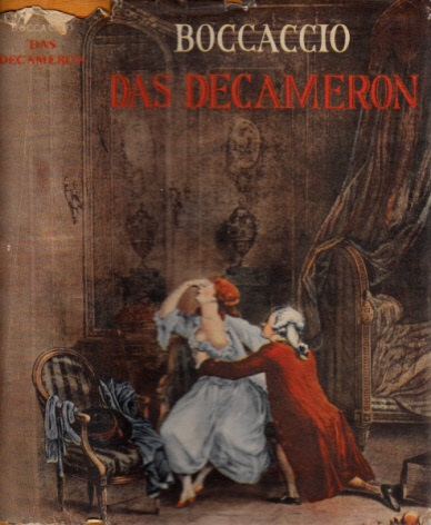 Das Decameron Mit 60 Illustrationen Alter Meister