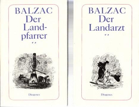 Der Landarzt - Der Landpfarrer 2 Bücher