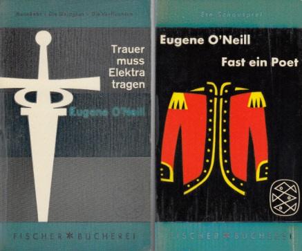 Fast ein Poet - Trauer muß Elektra tragen 2 Bücher