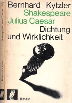 William Shakespeare: Julius Caesar Text der Tragödie in der Übersetzung von August Wilhelm von Schlegel