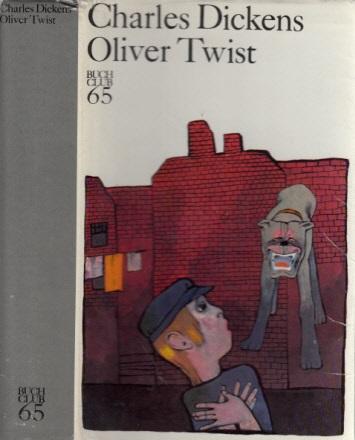 Oliver Twist Mit 24 Illustrationen von George Cruikshank