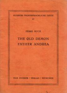The old Demon - Father Andrea Huberts fremdsprachliche Texte 87